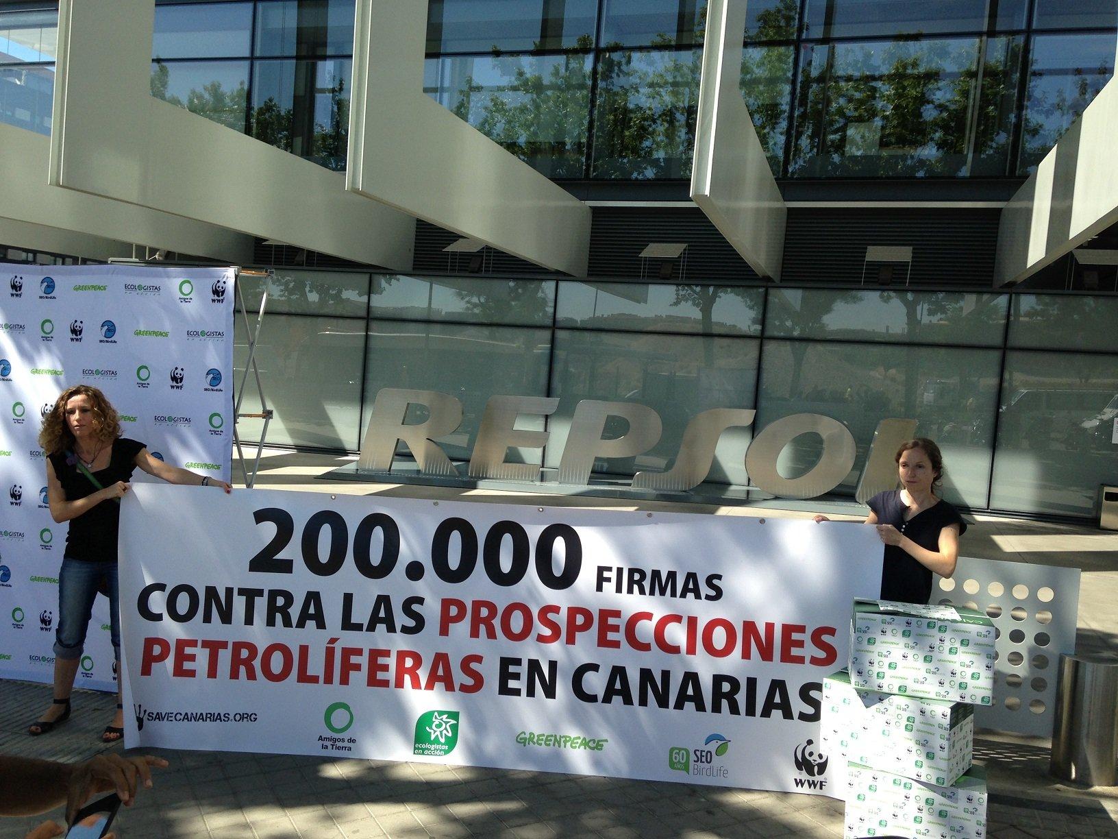 El boicot a repsol dolor de muelas de brufau pol tica for Repsol oficinas