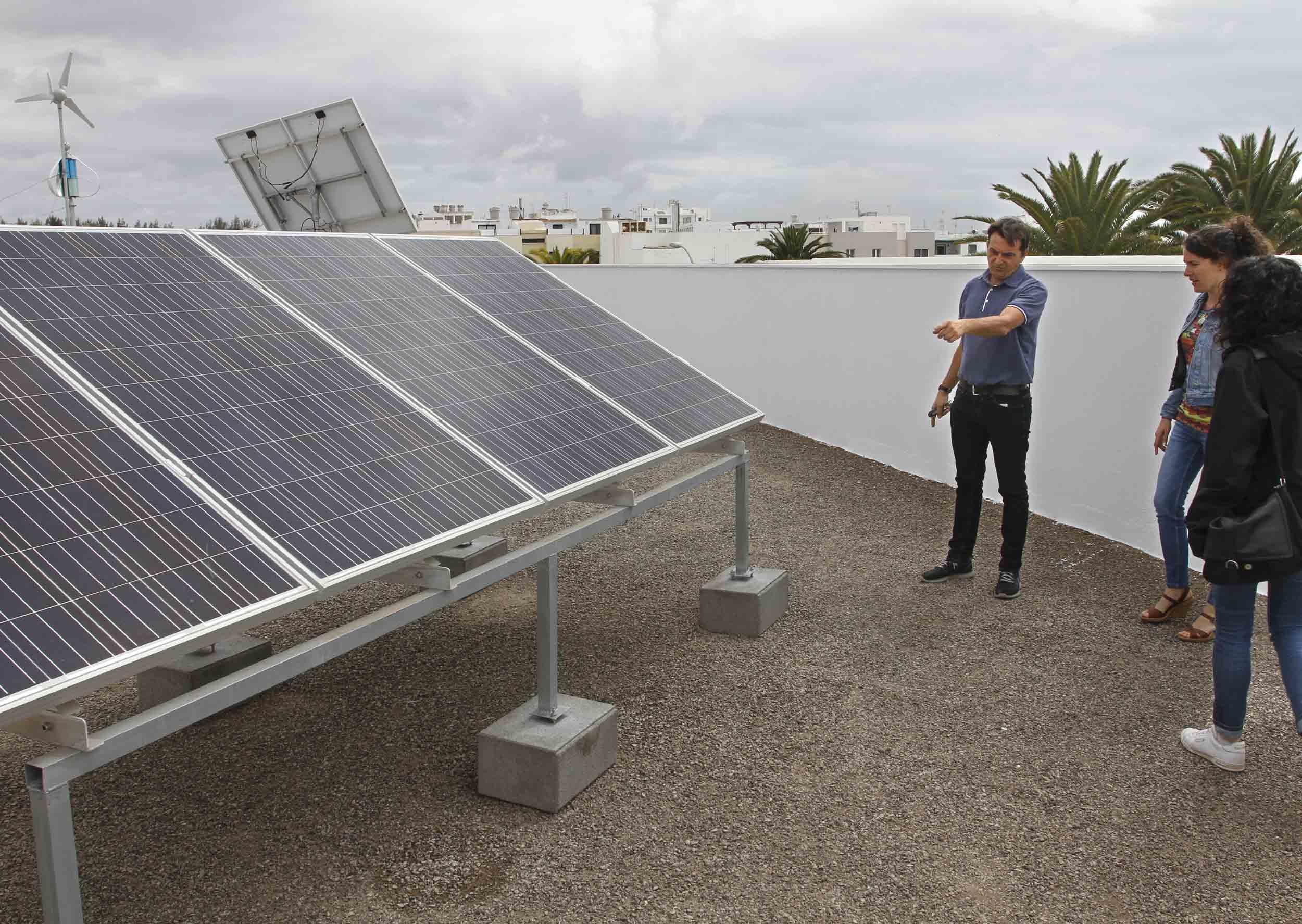 El cabildo convoca las subvenciones para la instalaci n de - Placas solares agua caliente ...