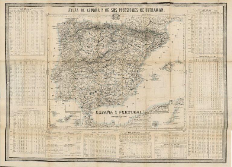 Canarias en MEDIO del Atlntico y CERCA de frica o EN frica